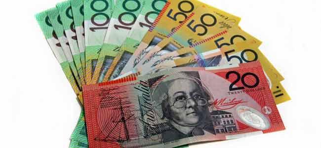 Australian paper money