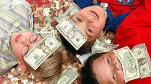 Children and money Lifehack.org