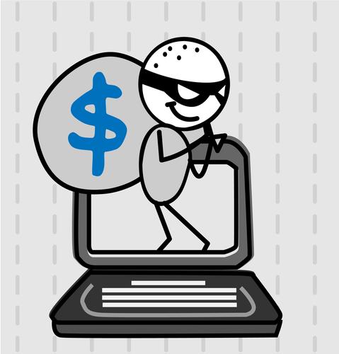 Burglar - Computer scammer